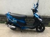 TVS scooty pep led 2018 Motorcycle