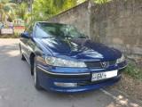 Peugeot 406 D9 Rapier 2001 Car