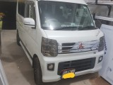 Mitsubishi Da17 wagon 2018 Van