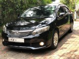 Toyota Allion 2013 Car