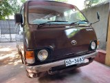 Toyota Hiace LH20 1980 Van
