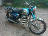 Honda CD185 Roadmaster 1979 Motorcycle