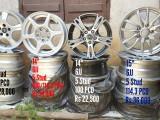 14  & 15  Alloy Wheels