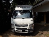 Mitsubishi Fuso Canter 2013 Lorry