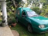 Volkswagen Caddy 2001 Van