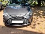 Toyota Vitz (safty package ) 2017 Car