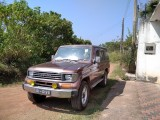 Toyota Land Cruiser Box Prado LJ79 1991 Jeep