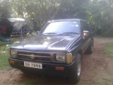 Toyota Hilux 1988 Pickup/ Cab