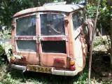 Morris Minor Traveller Woodie Wagon 1961 Car