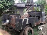 Williys American 1958 Jeep