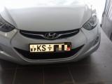 Hyundai Elantra 2013 Car